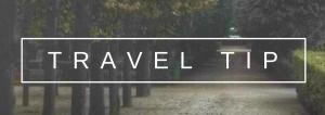 RUE DE VARENNE Travel Tip © 2018 ruedevarenne.com