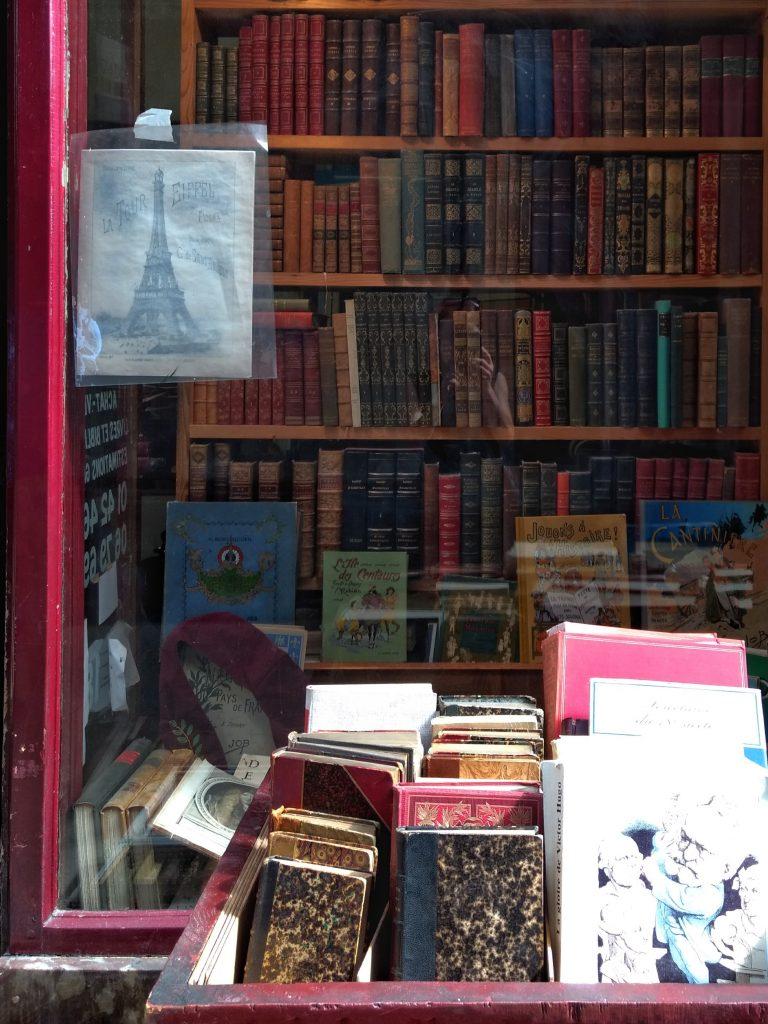 Bookshop Paris, Passage Verdeau ©ruedevarenne.com