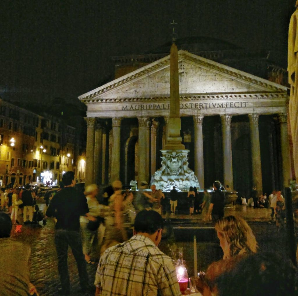 Pantheon, Rome ©ruedevarenne.com
