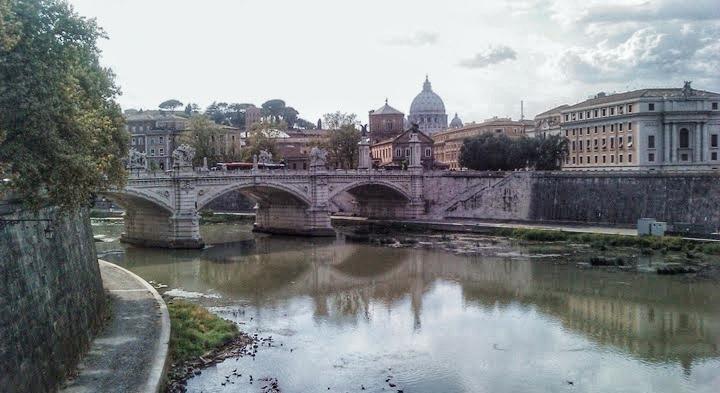 Ponte Sisto,Rome ©ruedevarenne.com