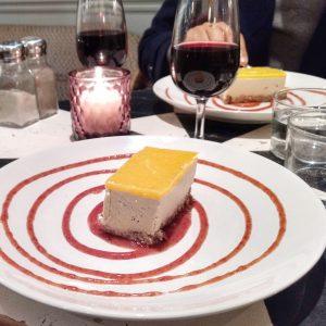 vegan gluten free dessert Paris